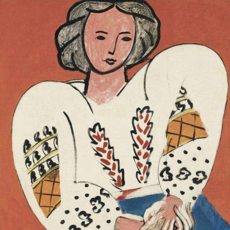 cover art for 1 - Henri Matisse, La Blouse roumaine, 1940