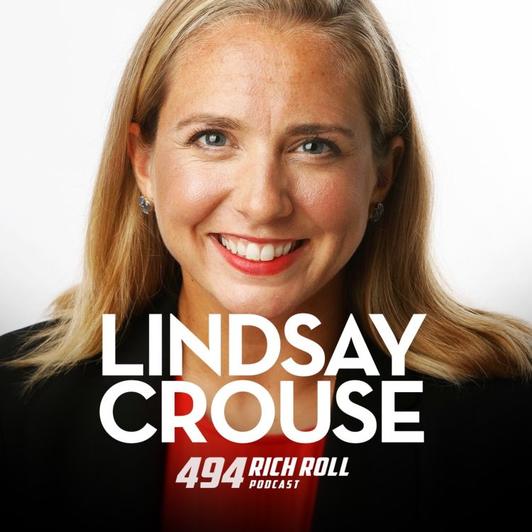 cover art for Lindsay Crouse Is Changing The Game For Women's Sports