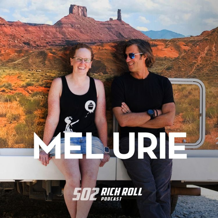 cover art for Mel Urie On Conquering The Impossible: How To Live A 'No Excuse' Life