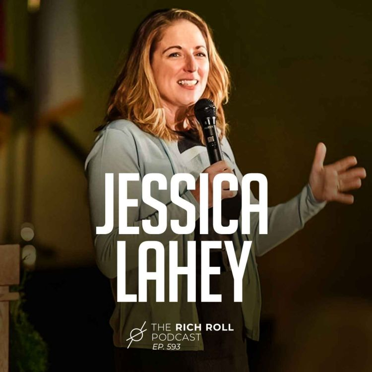 cover art for Jessica Lahey on Preventing Substance Abuse in Kids