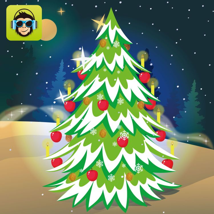 cover art for Folge 2 – Der allererste Weihnachtsbaum