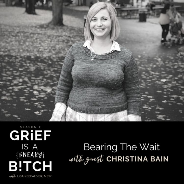 cover art for Bearing The Wait