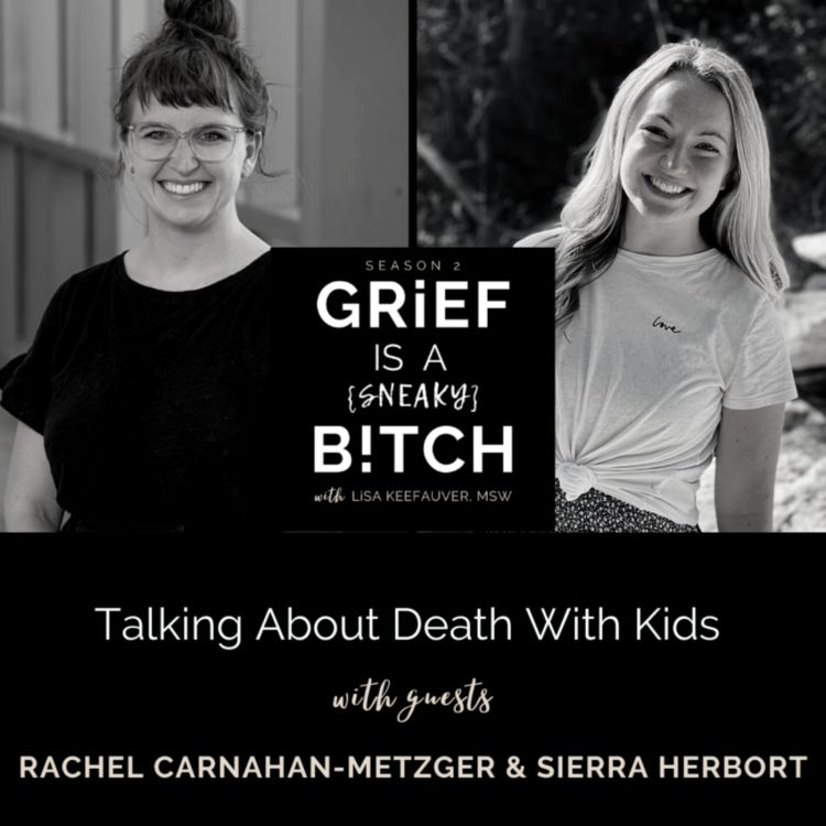 cover art for Talking About Death With Kids