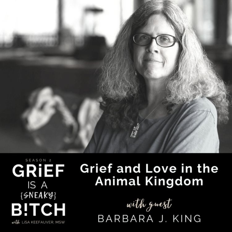 cover art for Grief and Love in the Animal Kingdom