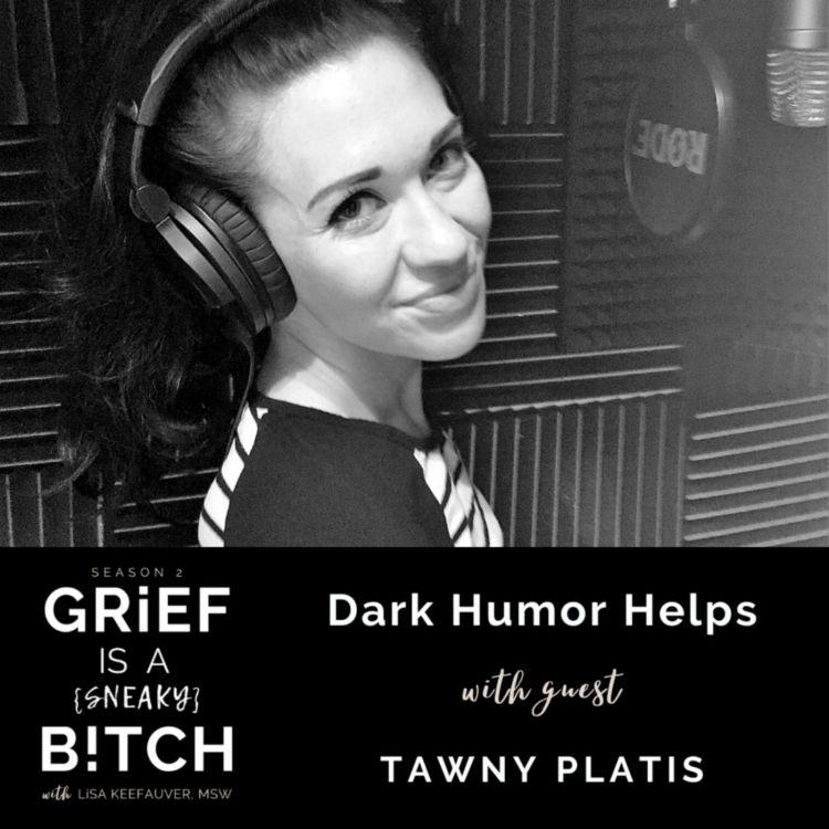 cover art for Dark Humor Helps