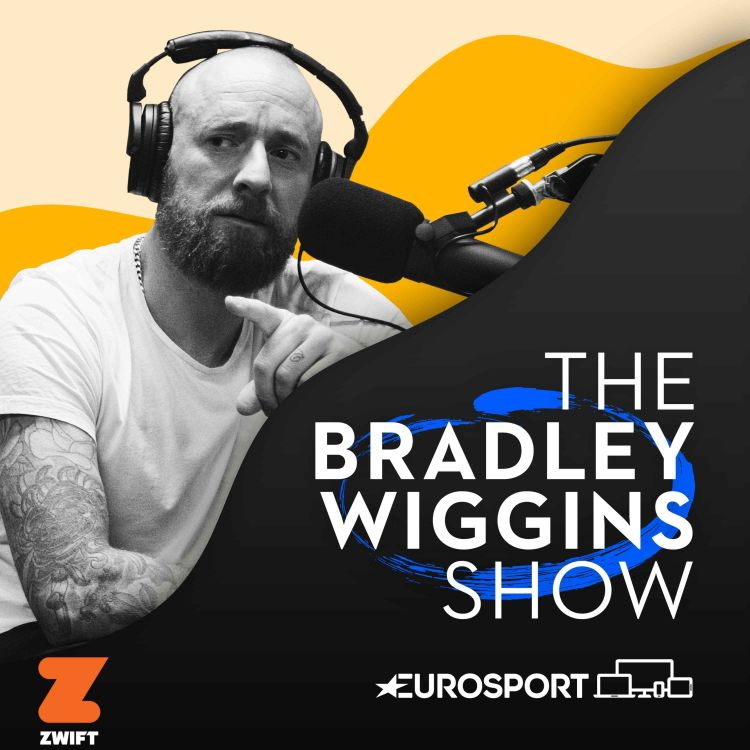 cover art for The Bradley Wiggins Show is back for 2021