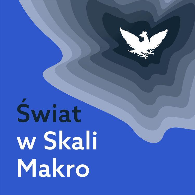 """cover art for """"Świat w sakli makro"""": prof. Grzegorz Kołodko"""