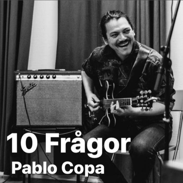 cover art for 10 Frågor - Pablo Copa