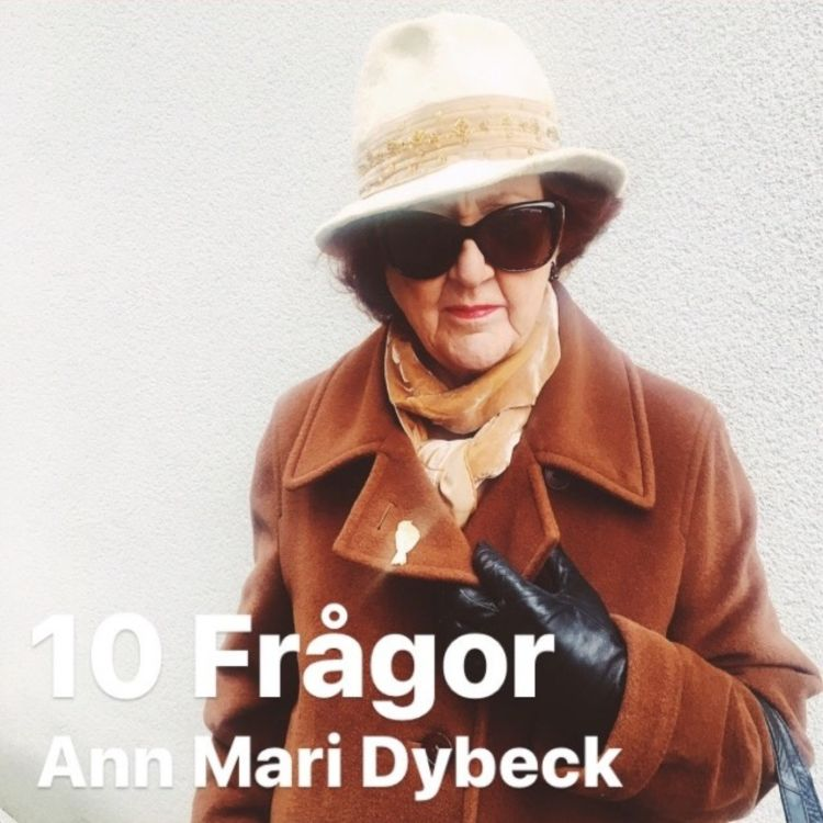 cover art for 10 Frågor - Ann Mari Dybeck