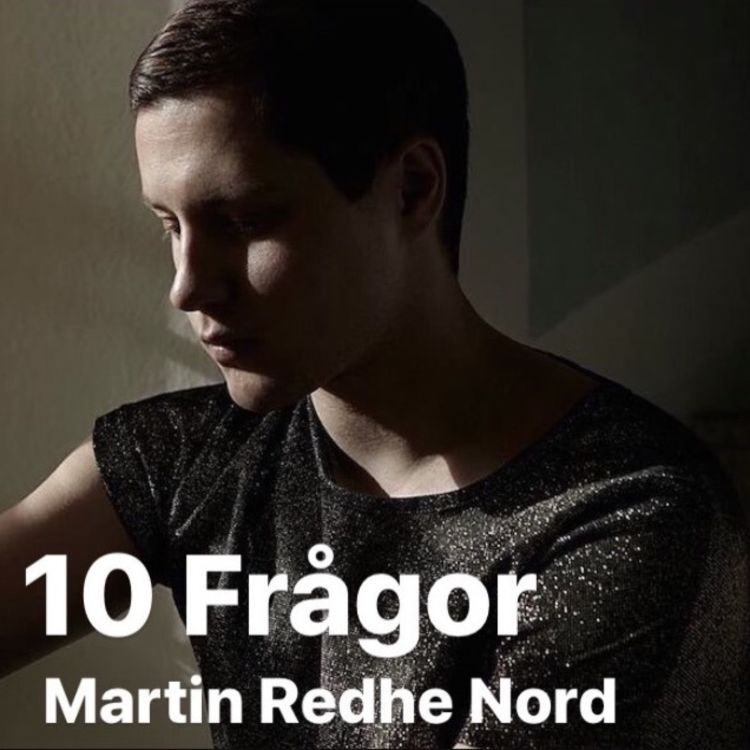 cover art for 10 Frågor - Martin Redhe Nord