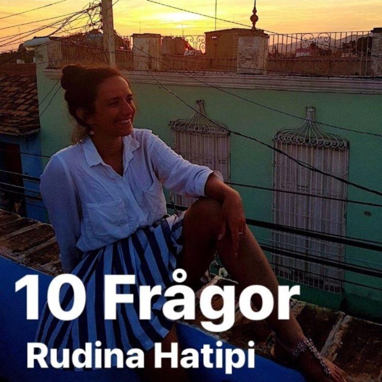cover art for 10 Frågor - Rudina Hatipi