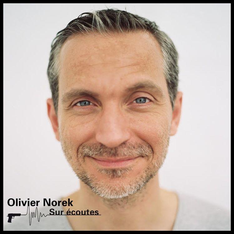 cover art for Garde à vue : Olivier Norek