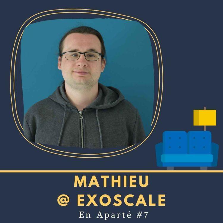 cover art for 🛋️ En Aparté #7 - Le podcasteur Mathieu