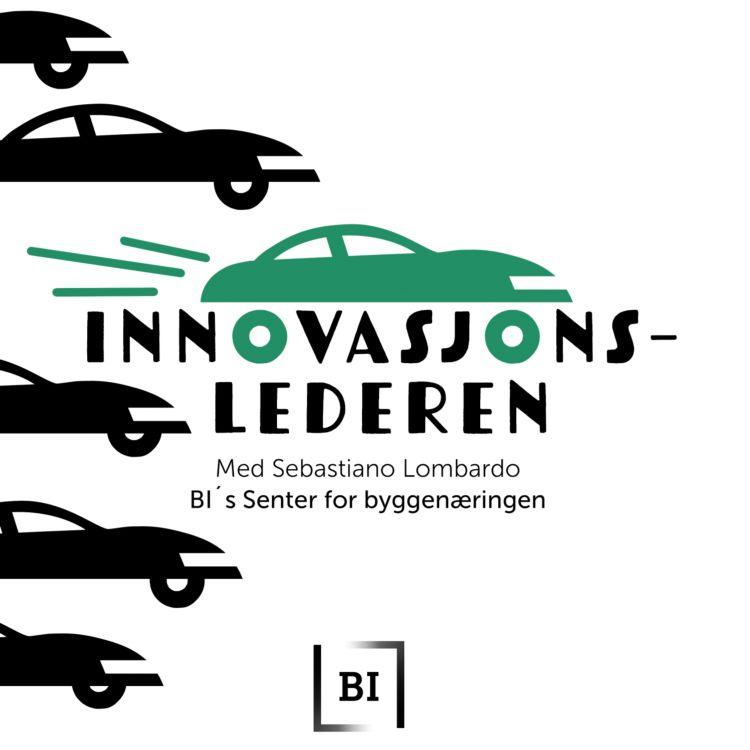 cover art for Samspill i byggenæring, en ekstremsport - Intervju med Bjarte Ness