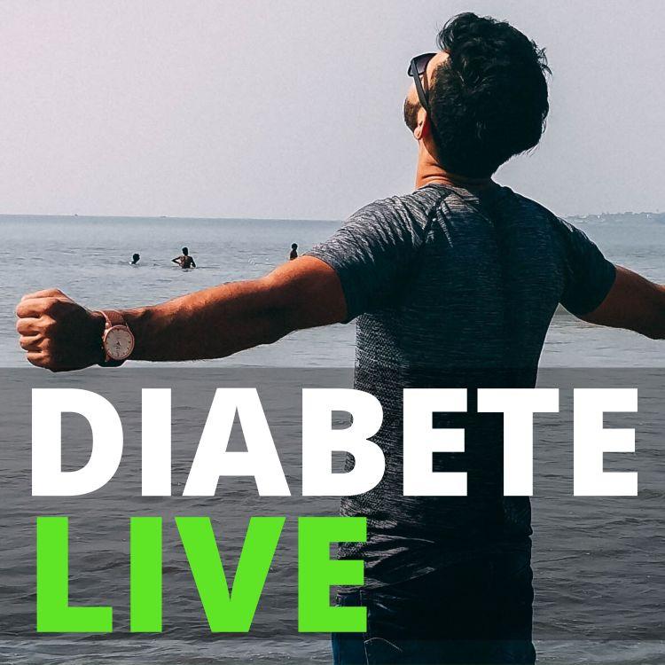 cover art for Prochainement Diabète Live - l'émission podcast à écouter Type1, Type2, Typ