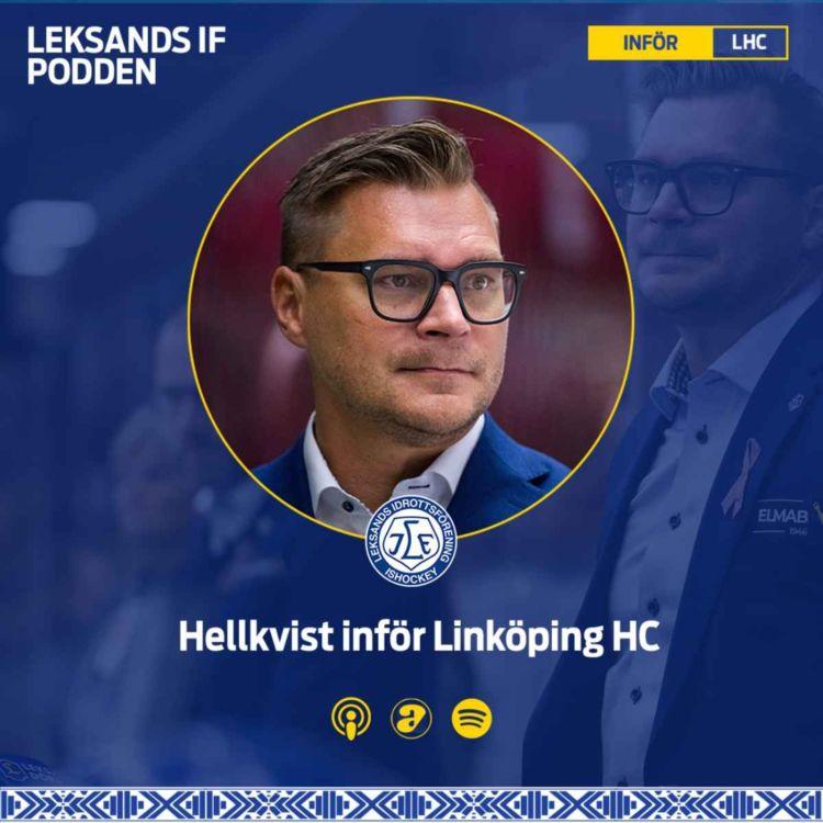 cover art for Inför Linköping hemma med Björn Hellkvist