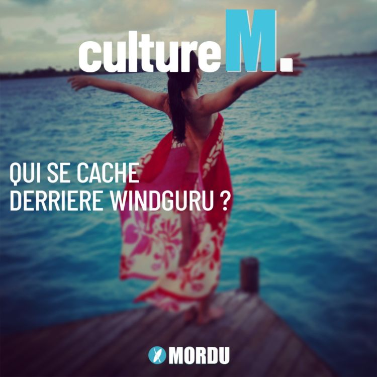 cover art for Culture M #2 - Qui se cache derrière Windguru?