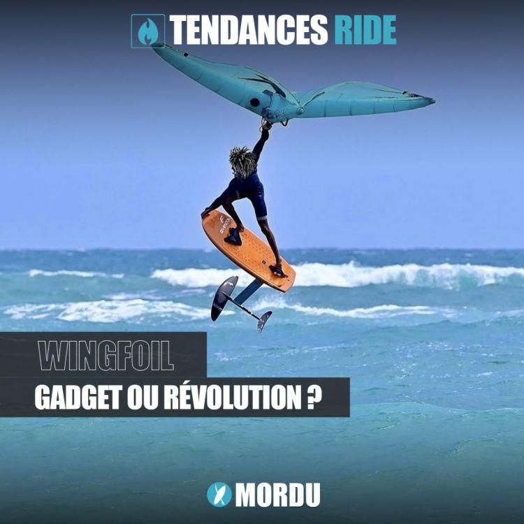 cover art for  Tendances Ride #7 - Le wing, gadget ou tendance lourde?