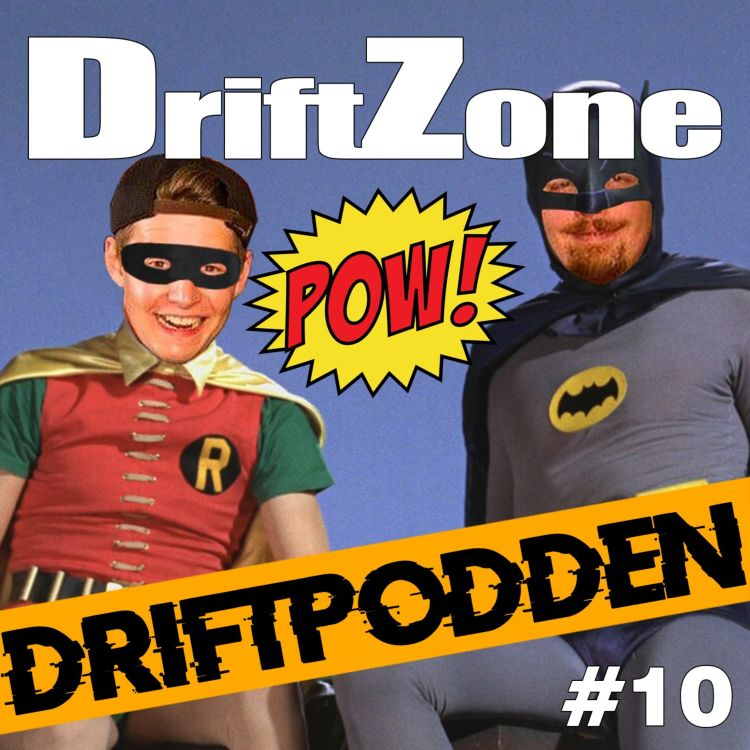 cover art for 10. Batman och Robin
