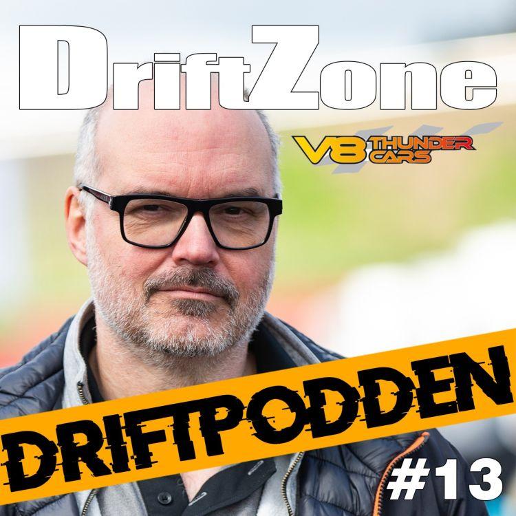 cover art for 13. Joakim Tärnström, V8 Thunder Cars