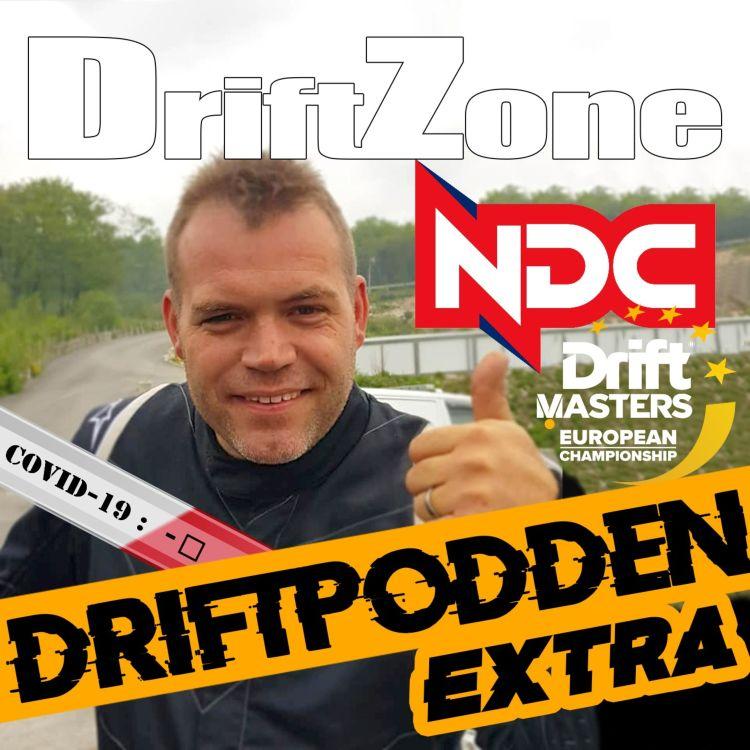 cover art for 16. Nyhetssvep, Corona och Norwegian Drift Championship