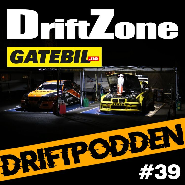 cover art for 39. Livepodd: Kväll på Gatebil Trackday
