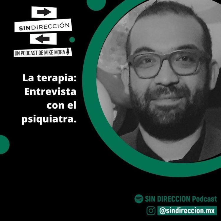 cover art for La terapia: entrevista con el psiquiatra - Guilevaldo Rangel