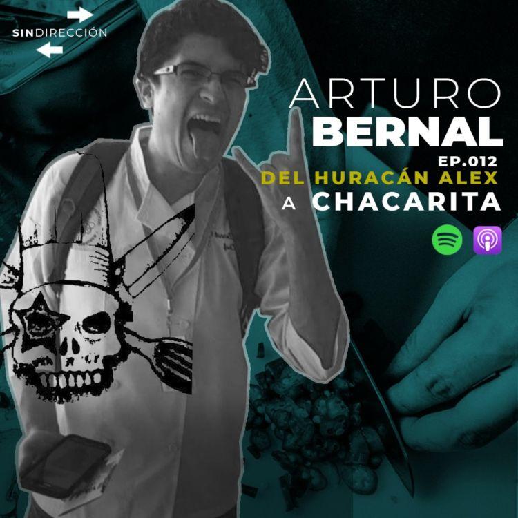 cover art for El chef que trajo la cocina argentina a su país.