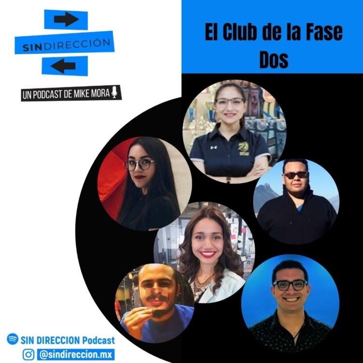 cover art for El club de la fase dos