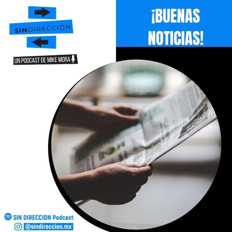 cover art for ¡Buenas noticias!