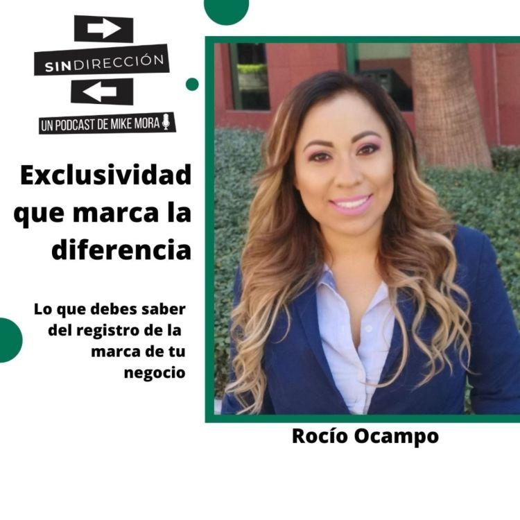 cover art for Exclusividad que marca la diferencia - Rocío Ocampo