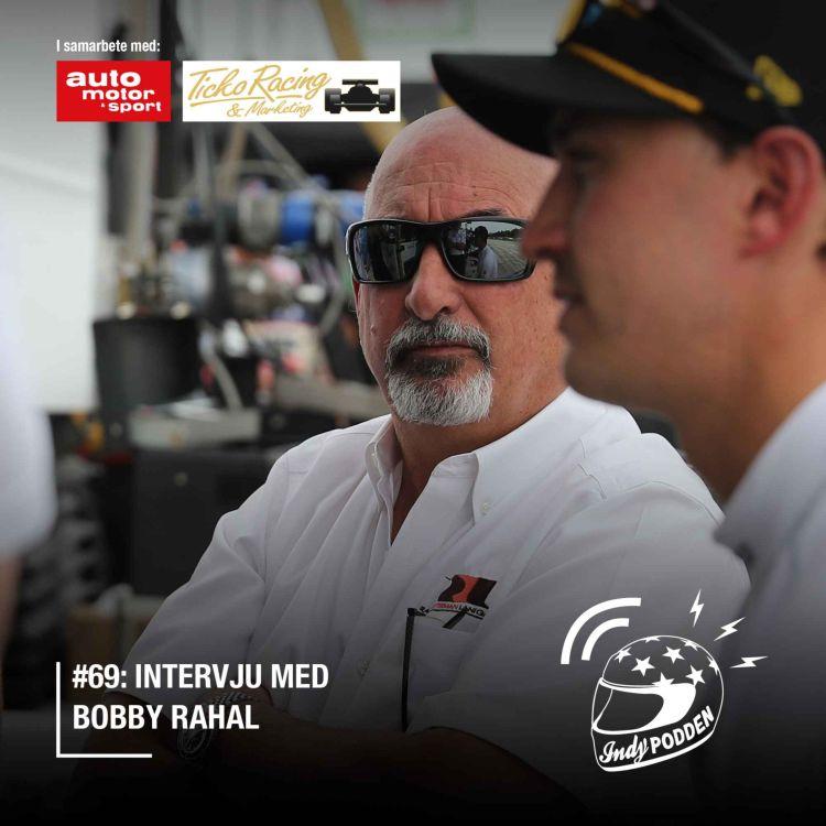 cover art for #69: Intervju med Bobby Rahal