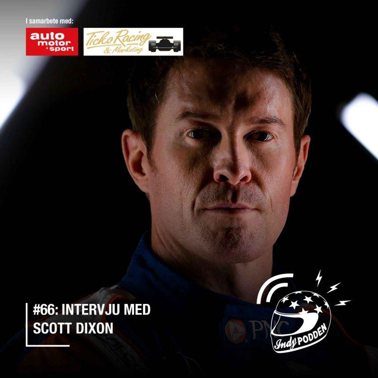 cover art for #66: Intervju med Scott Dixon
