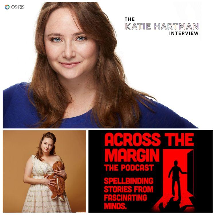 cover art for Episode 63: The Katie Hartman Interview