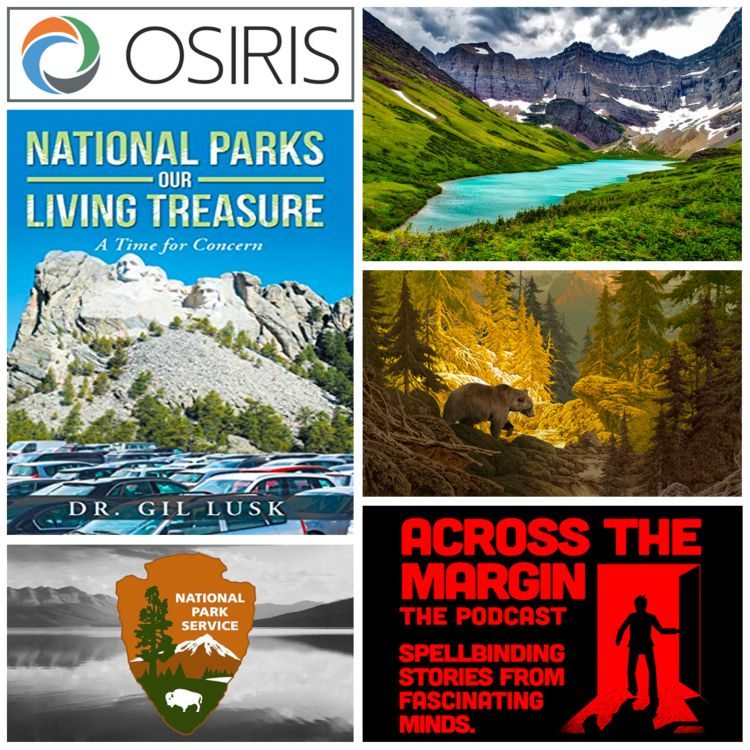cover art for Episode 62: National Parks: Our Living Treasure