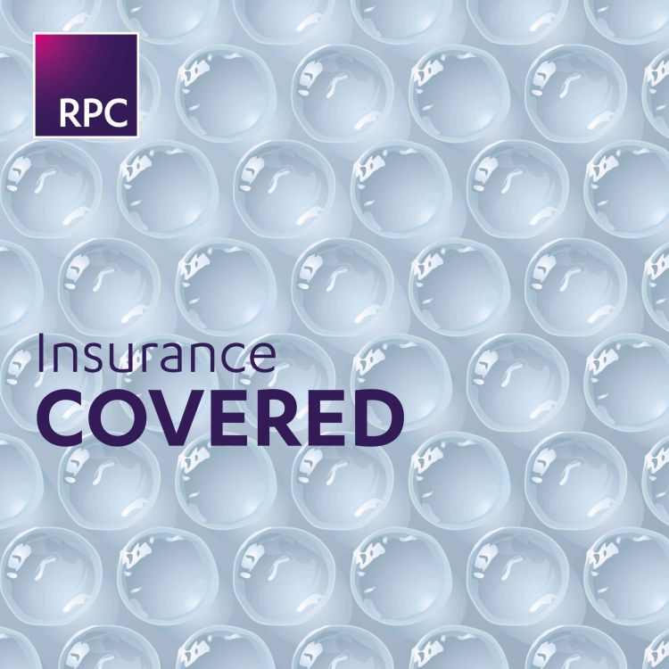 cover art for A look at space insurance (With David Wade)