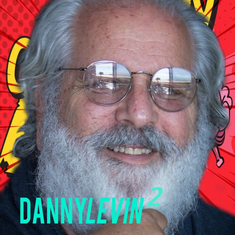 cover art for Danny Levin Part 2of4: In The Mosaic