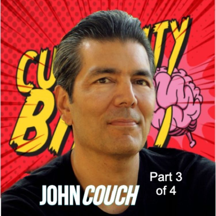 cover art for Part3/4 What is The Language of Creativity? John S. Couch