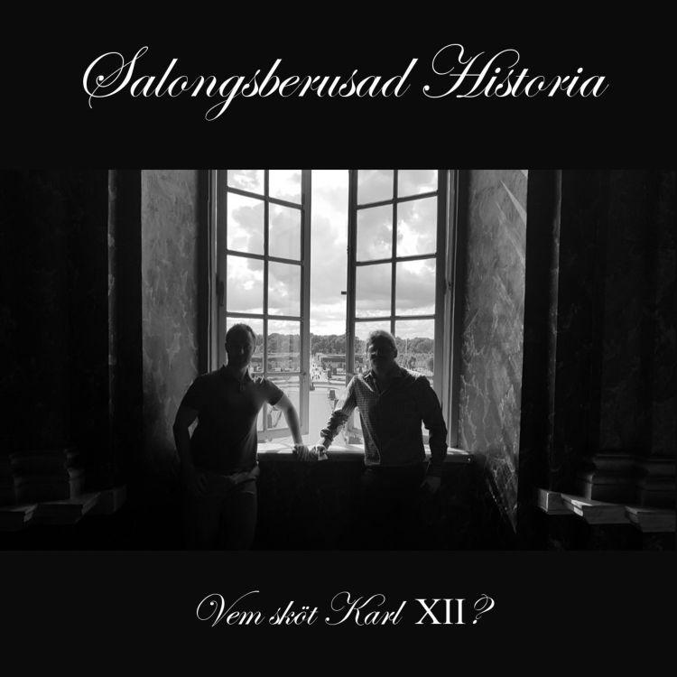 cover art for Bonusmaterial - Vem sköt Karl XII?