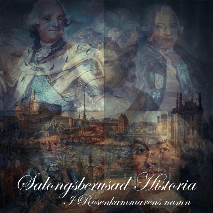cover art for Fersen d.ä. - Del 2: I Rosenkammarens namn