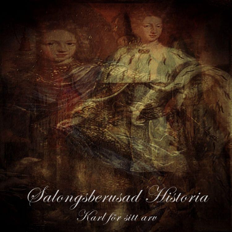 cover art for Karl XII - Del 1: Karl för sitt arv