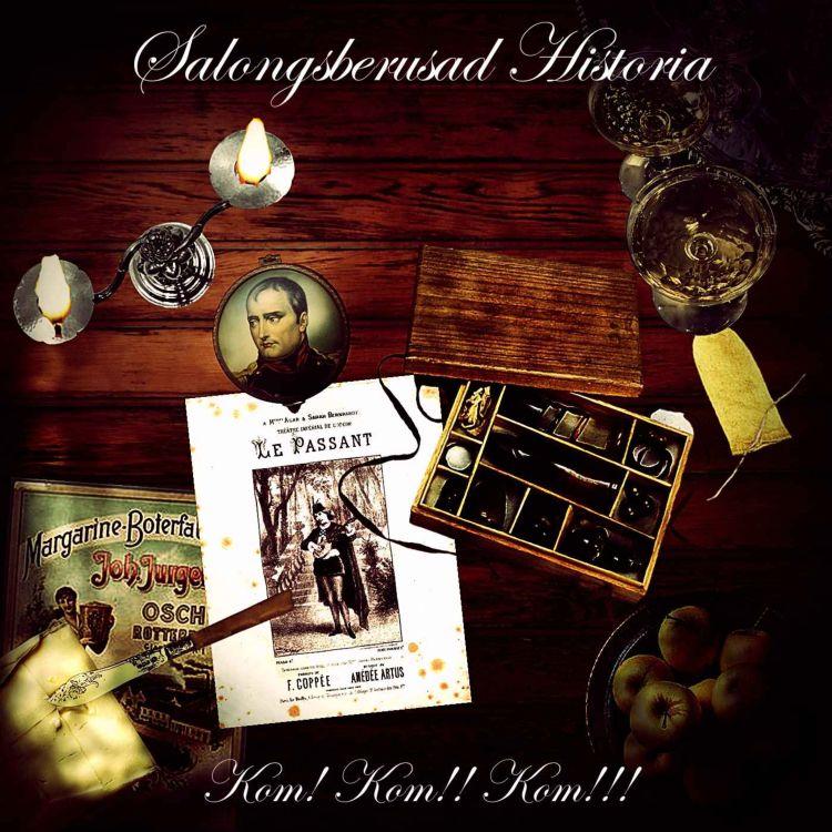 cover art for Sarah Bernhardt - Del 5: Kom! Kom!! Kom!!!