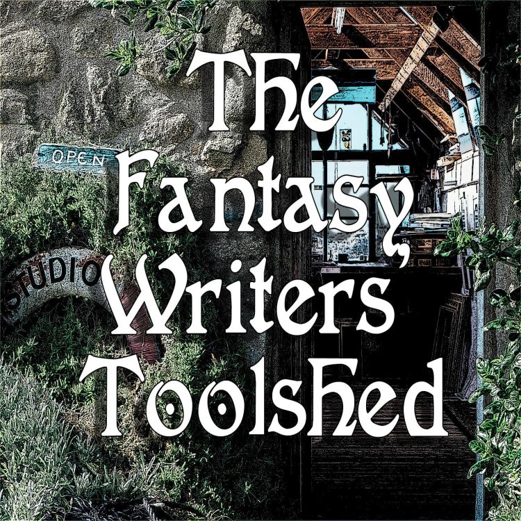 cover art for Episode 2 - Twisting Fantasy Tropes