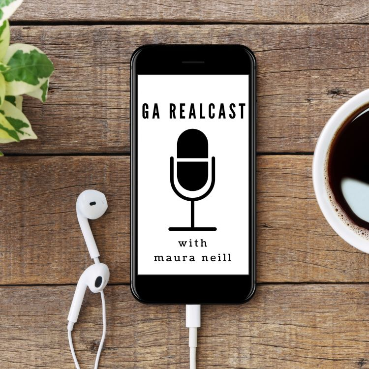 cover art for GARealcast: A Conversation About Teams with the GA Real Estate Commission