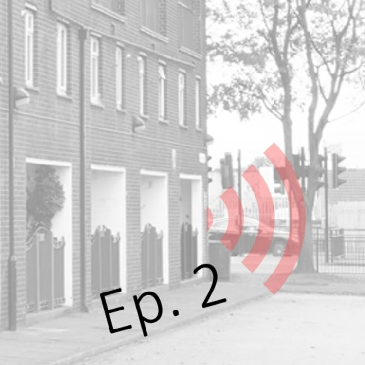 cover art for Episode 1 - Dom Patterson