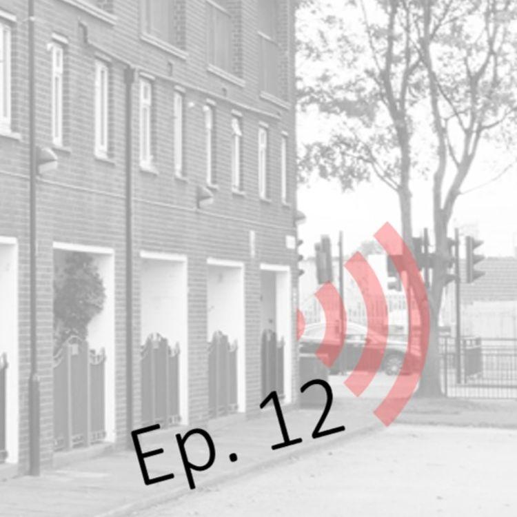 cover art for Episode 12- Sir Michael Marmot