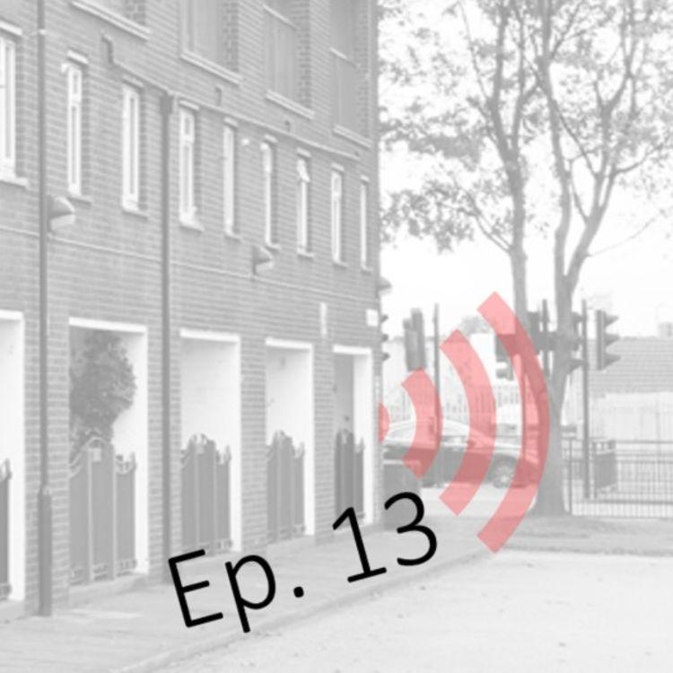 cover art for Episode 13- James Matheson