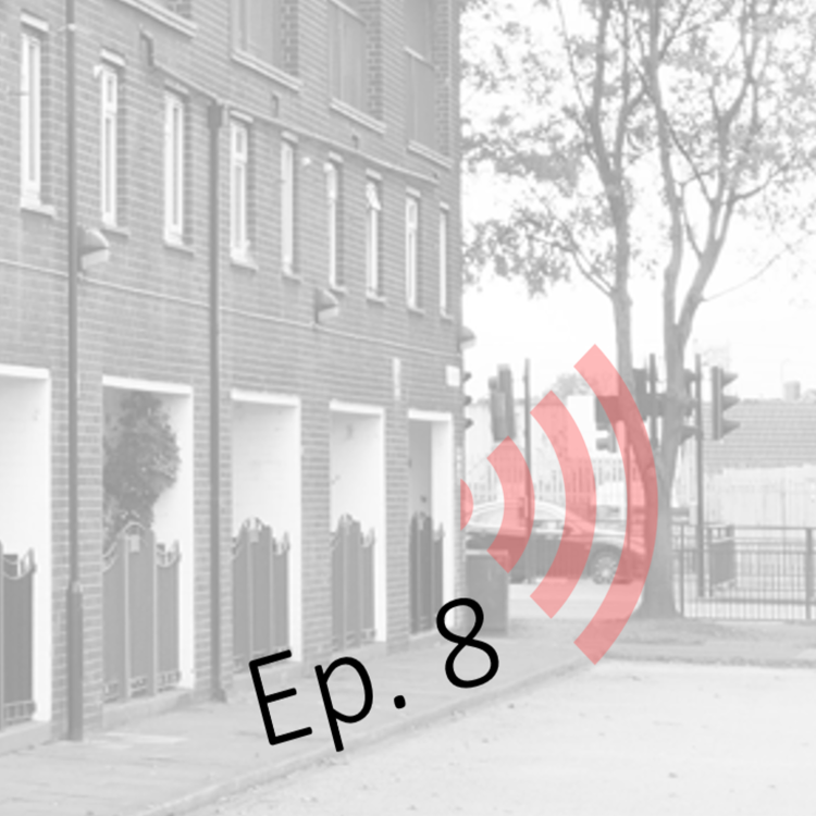 cover art for Episode 8- Nigel Hewett