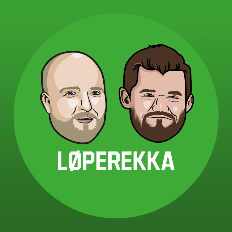 cover art for Løperekka Episode 10