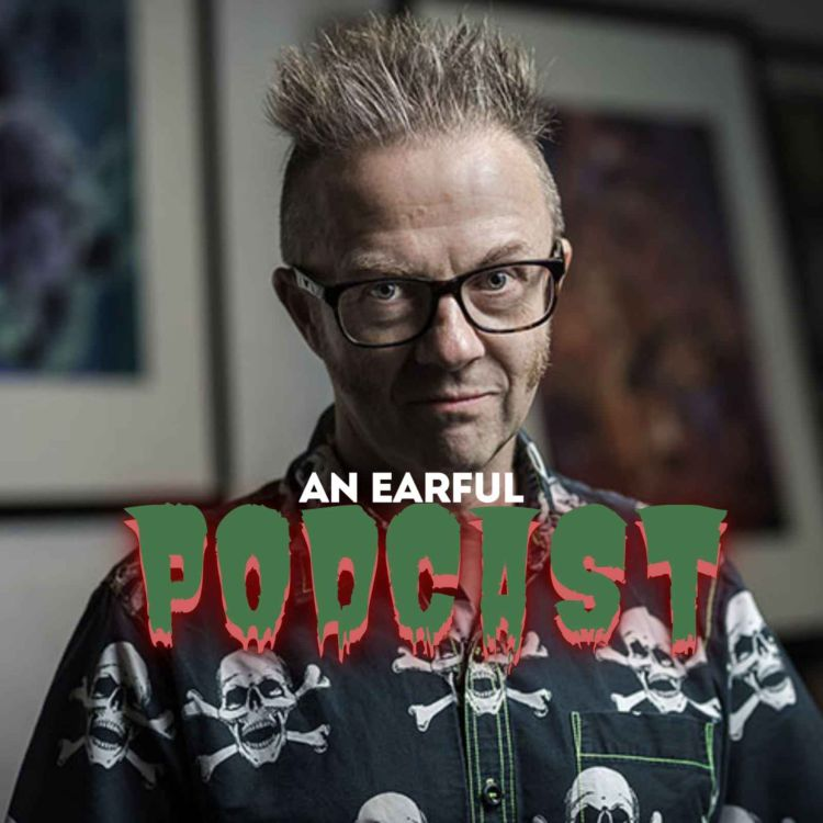 cover art for Episode 40 - Graham Humphreys (Illustrator & Visual Artist)